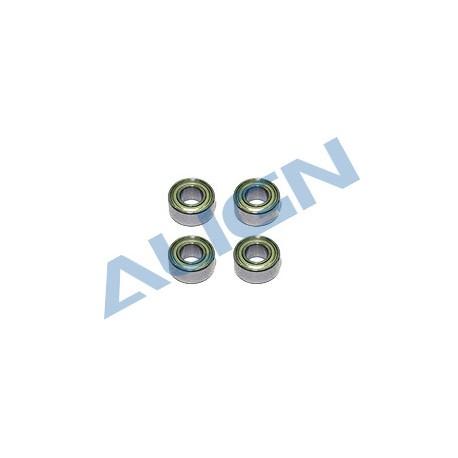 Roulements à billes MR63ZZ - Align HS1030