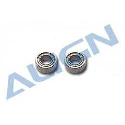 Roulements à billes MR105ZZ - Align H60063