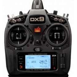 Radio SPEKTRUM DX9 Black Edition (SPM9900)