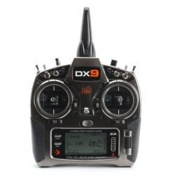 Radio SPEKTRUM DX9 (SPMR9900)