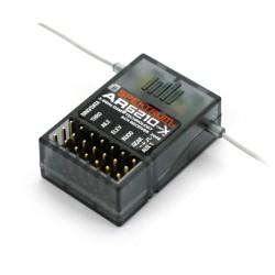 Récepteur Spektrum AR6210 6 voies DSMX (SPMAR6210)
