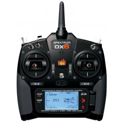 Radio SPEKTRUM DX6 (SPM6750EU)