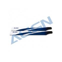 Pales fibre de carbone 360 - Align HD360B