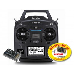 Radio Futaba T6K Promo