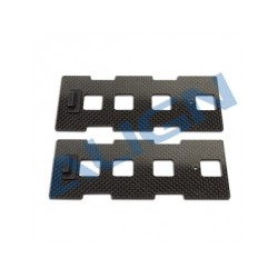 Support de batterie T-Rex 550X (H55B012AXT)
