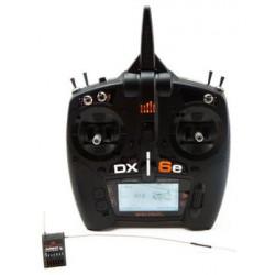 Radio SPEKTRUM DX6e (SPM6650EU)