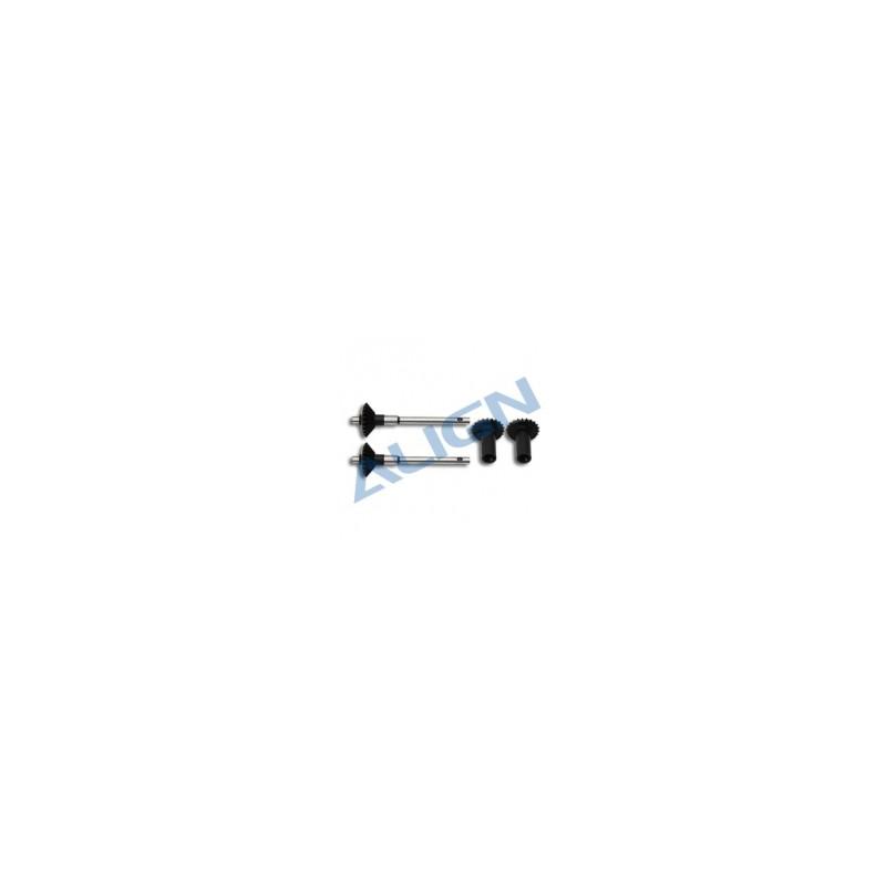 axe de transmission anticouple t rex 450 h45g002xxt. Black Bedroom Furniture Sets. Home Design Ideas