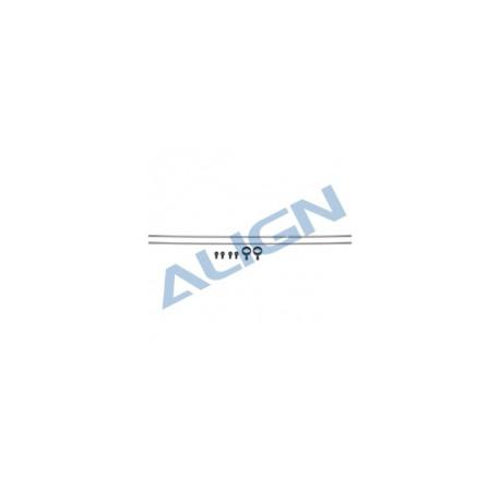 Tringlerie d'anticouple T-Rex 470L (H47T003XX)