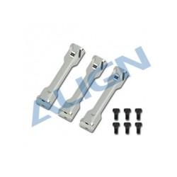 Entretoise de chassis aluminium T-Rex 550L/X (H55B008XX)