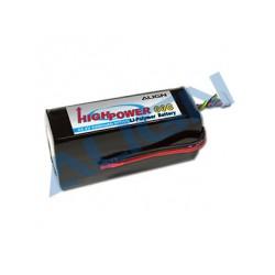 Pack Lipo Align 5200 mAh 6S1P 60C (HBP52004)