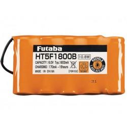 Batterie Futaba  HT5F1800B - 6V 1800 mAh NIMH