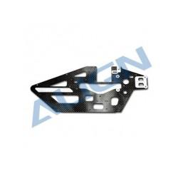 Flanc de chassis gauche T-Rex 450L (H45B001XX)