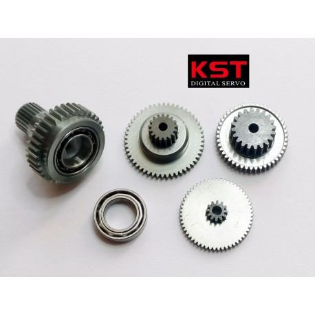 Set de pignons servos KST DS525MG/BLS805X/BLS905X/X20-1035/MS1035/MS665/MS805