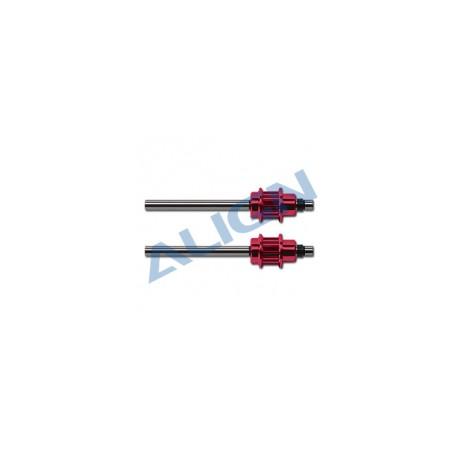 Axe de rotor anticouple T-Rex 300X (H30T005XX)