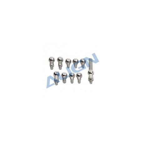 Boules de chapes T-Rex 300X (H30Z001XX)