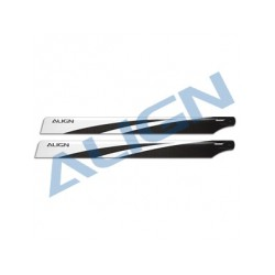 Pales fibre de carbone 470 - Align HD470A