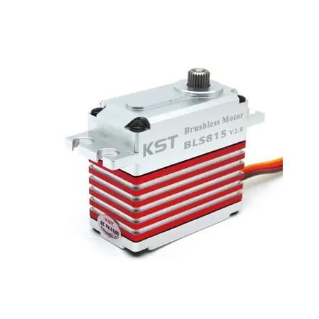 Servo Brushless HV KST BLS815