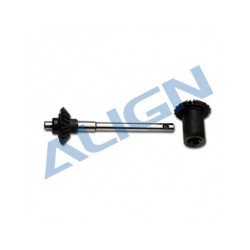 Axe de transmission anticouple T-Rex 550/600 (H60G003XXW)