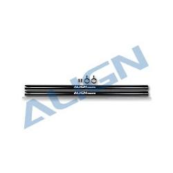 Tube de queue aluminium T-Rex 550 (H55031)