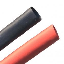 Heat shrink tubing 6/2 mm red