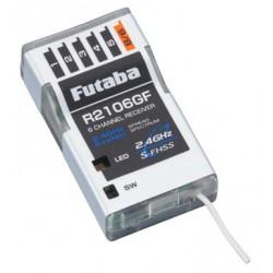 Récepteur Futaba R2106GF