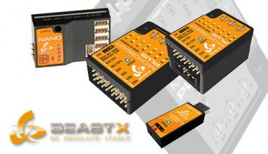 BeastX Flybarless systems