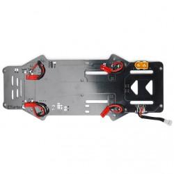 eTurbine - Chassis inférieur pour TB250 racer