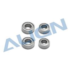 Roulements à billes MR74ZZ-d3.5/ MR63ZZ - Align H45R003XXW