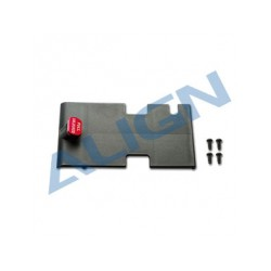 500L Brushless ESC Mounting Plate Set (H50B007XXW)