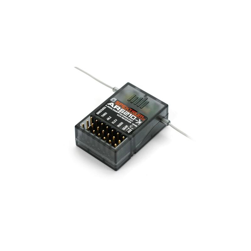 AR6210 6-Channel DSMX Spektrum Receiver (SPMAR6210)