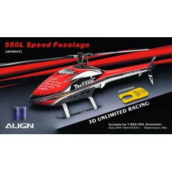Align T-Rex 550L rc helicopter Speed Fuselage (HF5503)