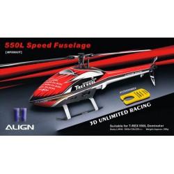 Speed Fuselage hélicoptère radio commandé T-Rex 550L (HF5503)