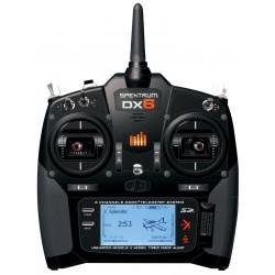 Radio SPEKTRUM DX6 (SPMR6750EU)