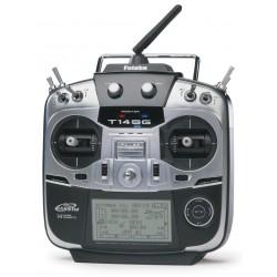 Futaba T14SG - mode 2 radio air system