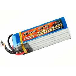 batterie Lipo GENS ACE 5000 mAh 6S1P 45C