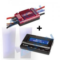 Align RCE-BL100A Brushless ESC + ASBOX Multifunction Programmer