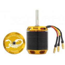 Scorpion HKIII-4035-530KV (6mm shaft)