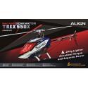 Hélicoptère Align T-REX 550X Dominator Super Combo MB+ (RH55E18X)