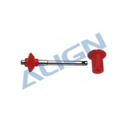 Axe de transmission anticouple T-Rex 550/600/650 (H60G003AX)