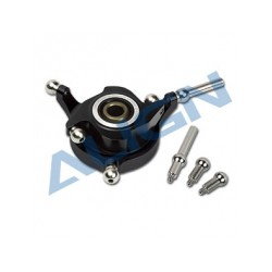 450DFC CCPM Metal Swashplate Black (H45H007XXW)
