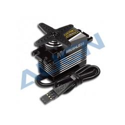 Align DS825M High Voltage Brushless Swashplate Servo - HSD82501