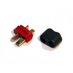 T+ connector (male)
