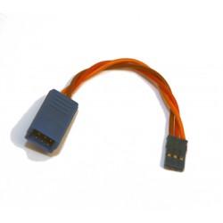 Y Monobloc cable 10cm 0.50mm² JR