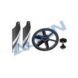 104T 28T Autorotation Tail Drive Upgrade Set (H45G004XX)