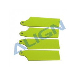 69 Tail Blade-Fluorescence Yellow - Align HQ0693B