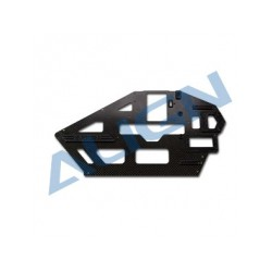 Flanc de chassis gauche T-Rex 500L (H50B002XX)