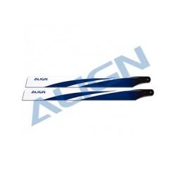 380 Carbon Fiber Blades - Align HD380B