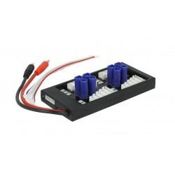 ParaBoard 2-6S/4P - EC5 - XH - with SMD fuses
