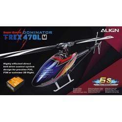 T-REX 470LM Dominator Super Combo (RH47E01X)