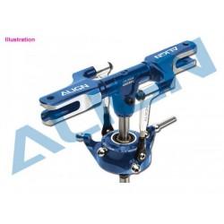 Align T-Rex 450DFC Main Rotor Head Upgrade Set (blue) - H45162QNT